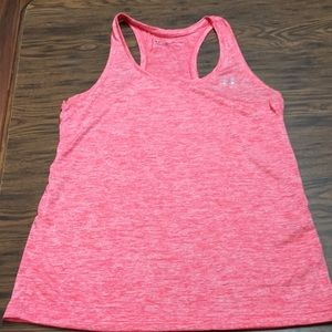 Sleeveless Under Armour Athletic Shirt